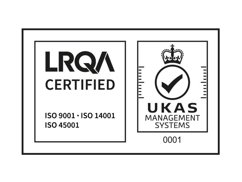 Metalliteollisuuden valmistaja laatusertifioitu